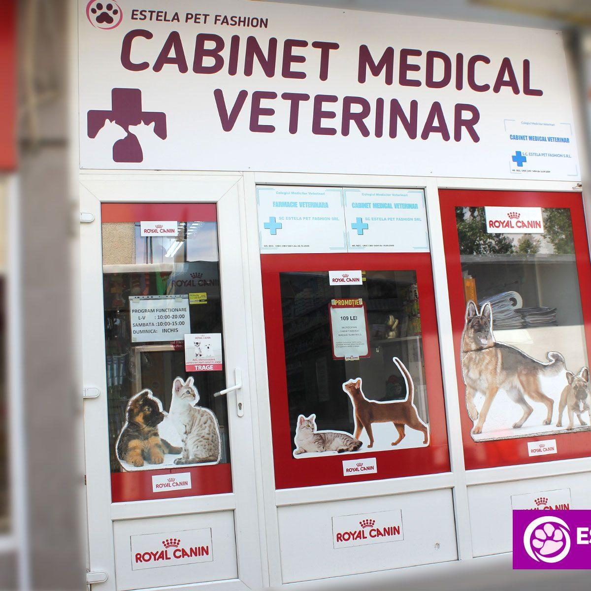 Cabinet Veterinar drumul taberei sector 6 orizont